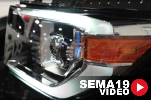 SEMA 2019: Alpha Rex Pro Series Lights Cover All Your Lighting Needs