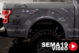 SEMA 2019: Zone Offroad 3.5- to 6.5-Inch Adventure Series Lift Kits