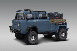 Teaser Of A Must See Overland Vehicle Feature Heads To SEMA