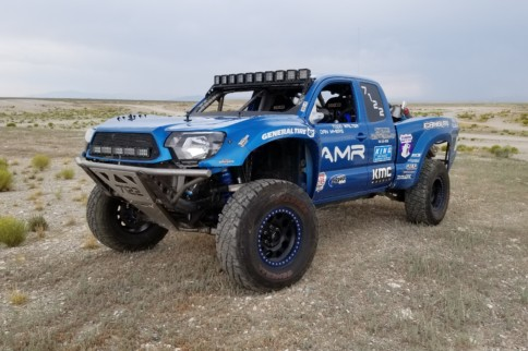 Todd Walter's Class 7100 Toyota Tacoma Is A Winner