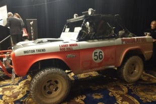 Tribute To Off-Road Icon Rod Hall Kicks Off SEMA Show Week