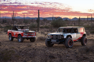 Video: All-New Ford Bronco R To Take On The Baja 1000