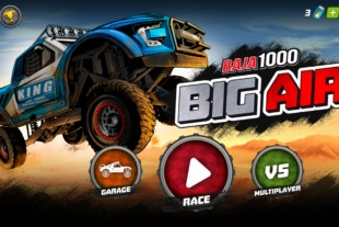 Baja Big Air: SCORE Takes Racing To Mobile Phones