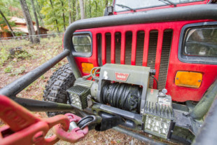 1990 Jeep YJ Auction Find Turned Dream Ride