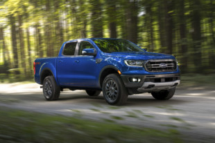 Paths Less Traveled: Ford Equips Ranger with Breadcrumbs Feature