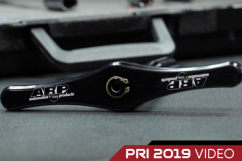 PRI 2019: ARP Head Stud Installation Tool Saves Time And Hassle