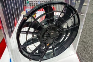 PRI 2019: SPAL 14-Inch Brushless Fan Pushes Massive 2,400 CFM