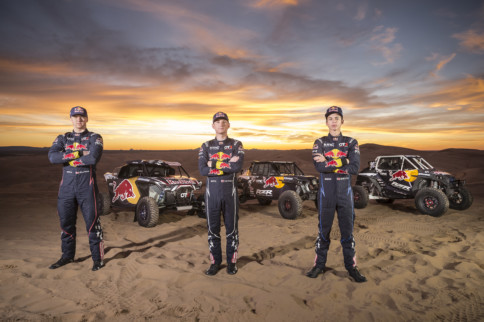 Red Bull Announces Drivers For Off-Road Junior Program