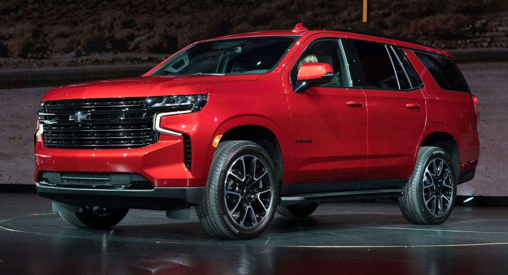 The 2021 Chevrolet Suburban/Tahoe Will Have A 277-HP ...