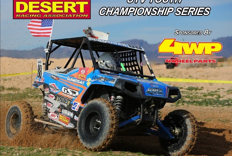 Best In The Desert Announces UTV Youth Championship Series