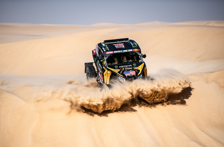 Dakar 2020: Stage 10 Americans Push Again Extending Overall Lead