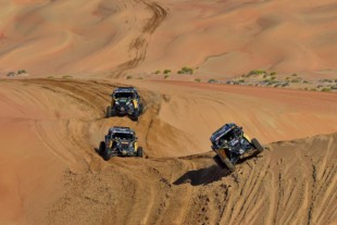 Dakar 2020: Stage 11 Keeping Safe Down The Stretch