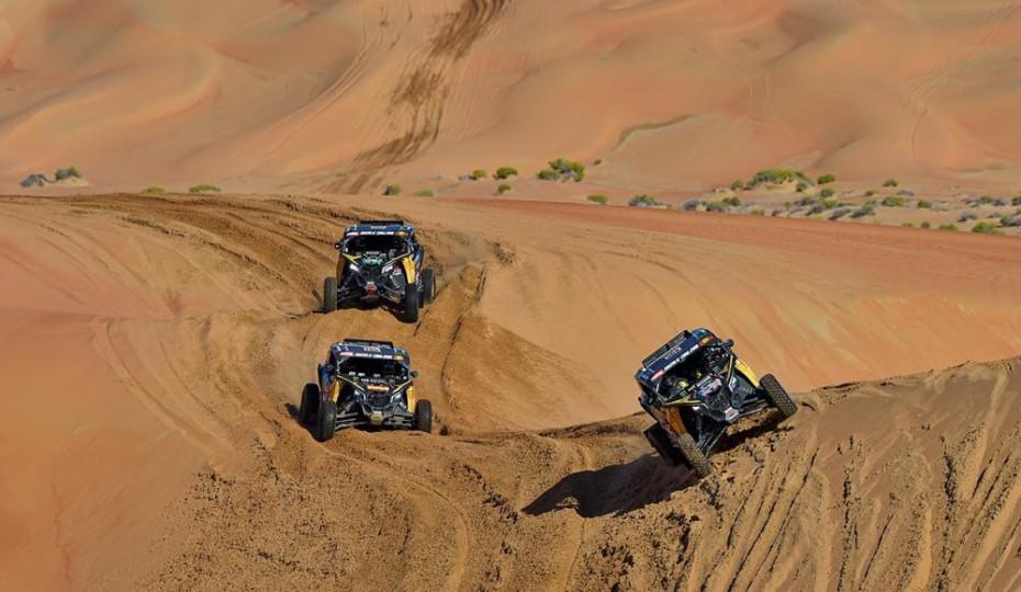 Dakar 2020: Stage 11 Keeping Safe Down The Stretch