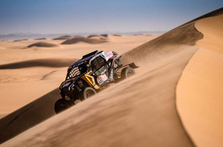 Dakar 2020: Stage 12 Casey Currie Wins The Rally Overall In SSV