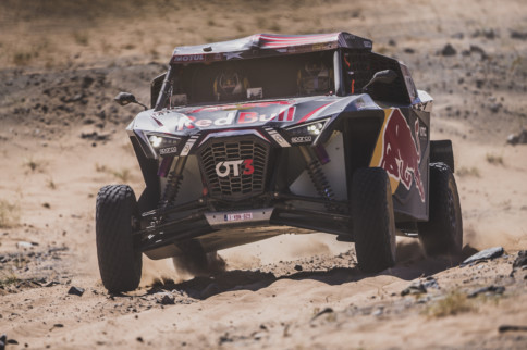 Dakar 2020: Stage 4 An American Rookie Emerges