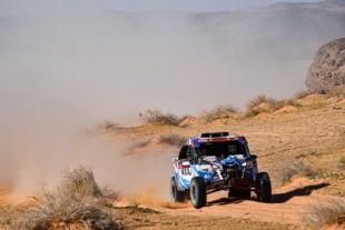 Dakar 2020: Stage 5 Difficulties Strike The SSV Field