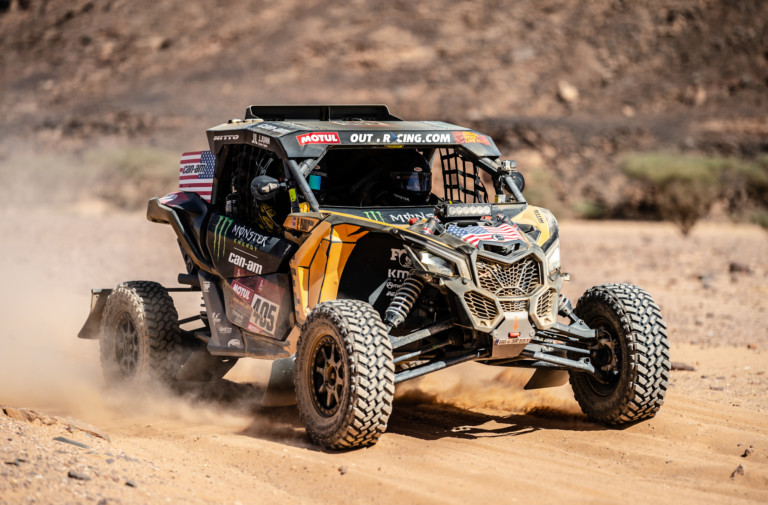 Dakar 2020: Stage 8 Leads Americans To The Top In More Than One Way