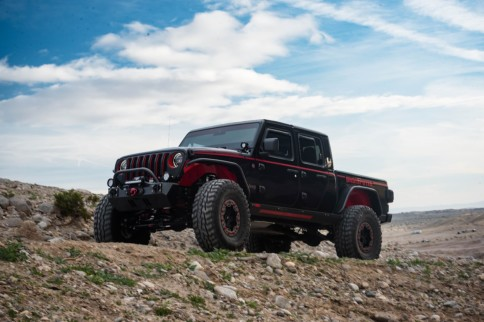 Built Bigger: Mickey Thompson's 2020 Jeep Gladiator Review