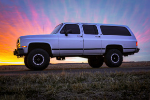 Swap Shop: LS-Swapping A '91 Suburban With The Aftermarket