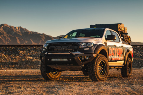 The Pedders Ford Ranger Is Beauty And Brawn