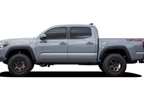 Eibach Introduces PRO-TRUCK-LIFT System For The 2020 Toyota Tacoma