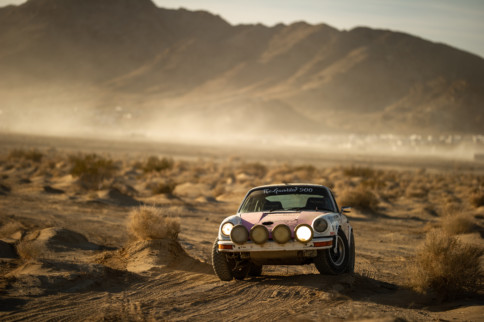 Gamblin' Man: Jason Lightner's Porsche 912E
