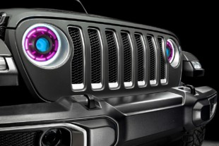 Oracle Releases Oculus Bi-LED Headlights For Jeep JL And Gladiator