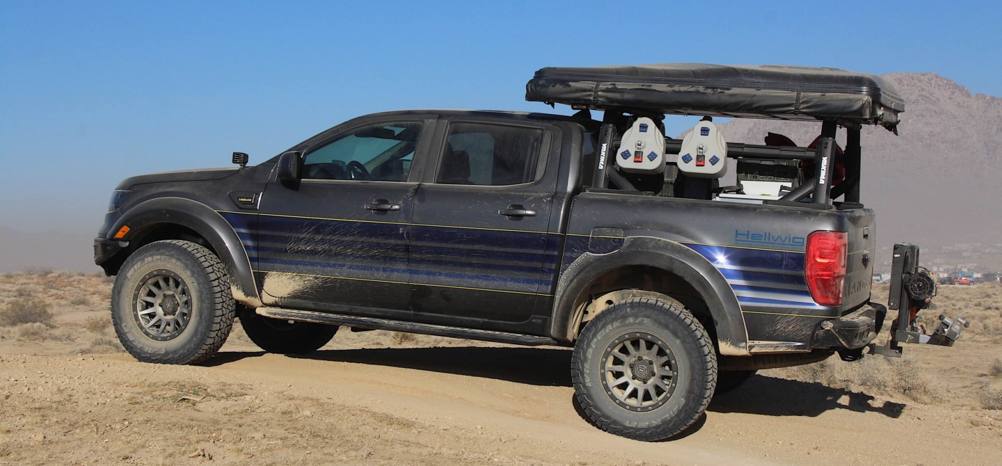 Out Of The Office Hellwig S Overlanding Ford Ranger