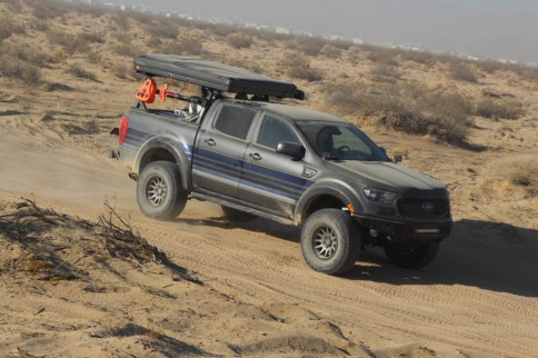 Out Of The Office: Hellwig's Overlanding Ford Ranger