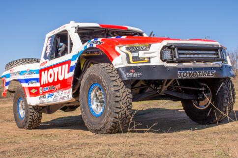 Taming A Trophy Truck: OTSFF Motorsports' 6100 Spec Trophy Truck