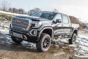 Zone Offroad Introduces 2019 GMC Denali 1500 Lift Kits