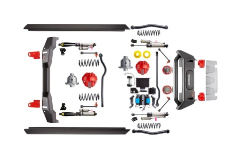 ARB Jeep JL Off-Road Suspension Packages Now Available From Summit