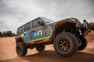 BILSTEIN Releases B8 8100 Direct-Fit Bypass Shocks For Jeep JL