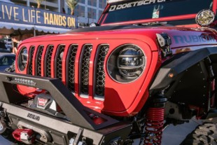 BOLT Introduces Jeep Wrangler JL And Gladiator Hood Lock