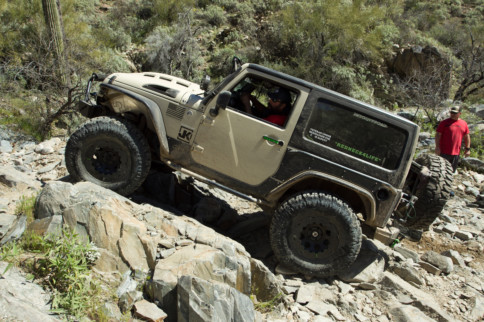 Jeep Jamboree: An Adventure in the Arizona Desert