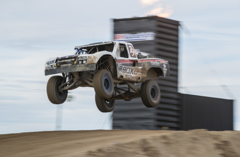 Luke McMillin Wins the 2020 Mint 400, 32 Years After Father