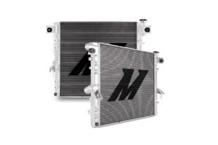 Mishimoto Releases Jeep Wrangler JK HEMI Swap Performance Radiator