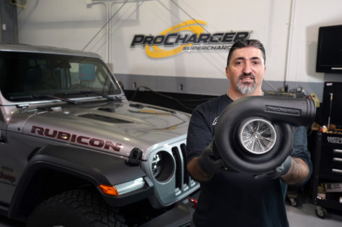 Quick Hit: ProCharger Powers Up The Jeep JT Gladiator