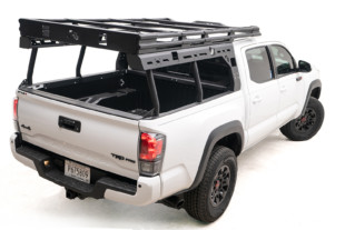 Quick Hit: Fab Fours Launches Toyota Tacoma Overland Rack