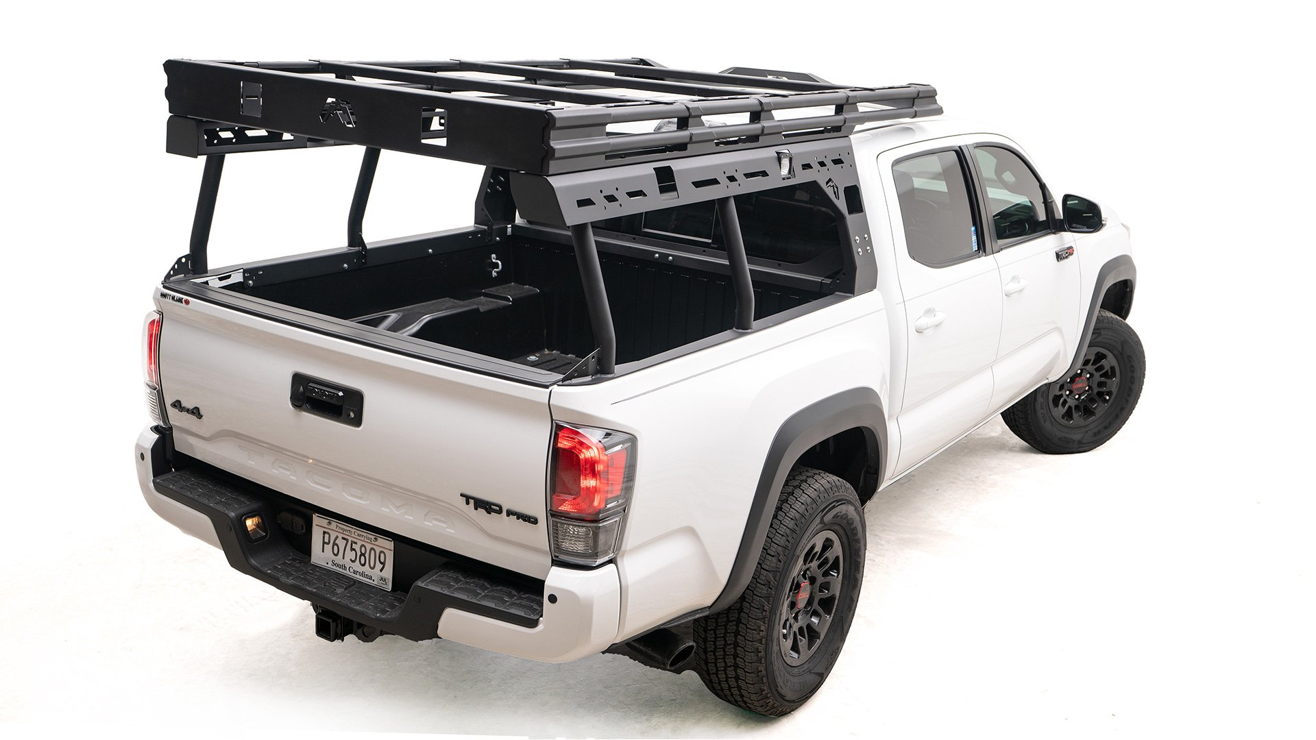 Quick Hit Fab Fours Launches Toyota Tacoma Overland Rack