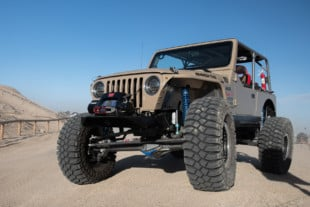 Hammer Time: Steve Waterman's Go-Anywhere 1998 Jeep Wrangler TJ