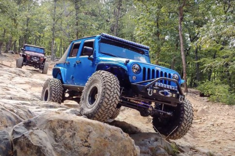 Top 5 Off-Road Spots For Your Post-Lockdown Escape