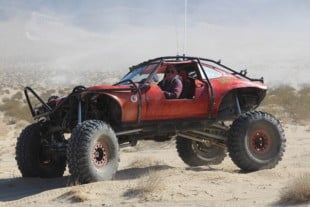Cut Gem: Chris Hamerslagh's 1969 Opel GT Crawler