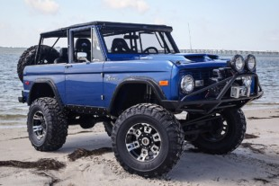 Last Chance to Enter to Score a Custom 1972 Bronco!