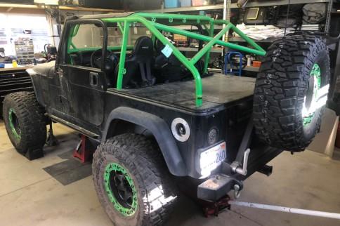 Project Redneck: Custom Driveshafts And Nitrogen Struts