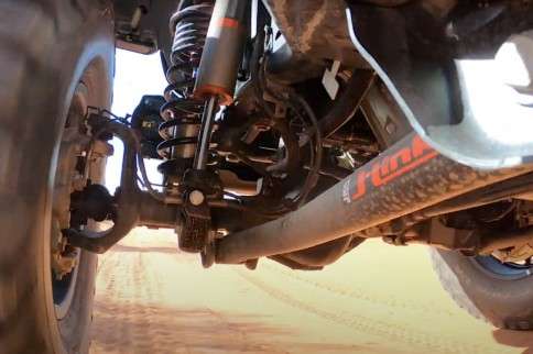 FOX Academy Videos Help Off-Roaders Get Schooled On Shocks