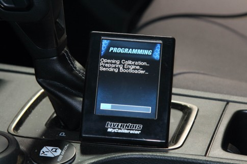 Tuned Up: Livernois MyCalibrator Touch On 2019 Ford Ranger