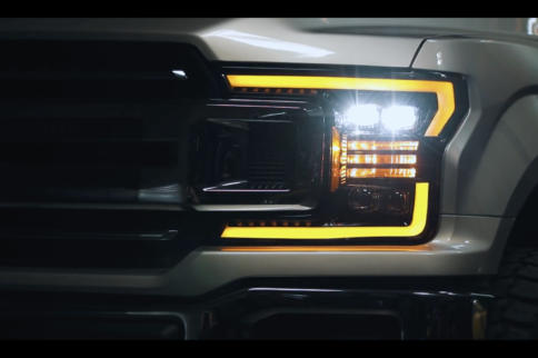 Video: Installing AlphaRex Projector Headlights on a 2018-2020 F-150