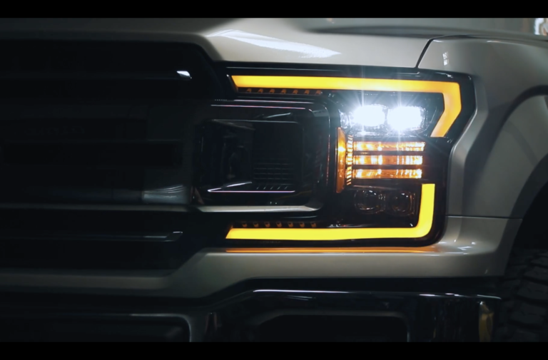 Video: Installing AlphaRex Projector Headlights on a 2018-2020 F-150