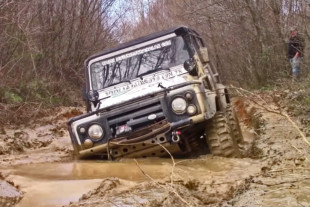 Wild Style: Celebrating The Crazy Side Of Land Rover Defenders